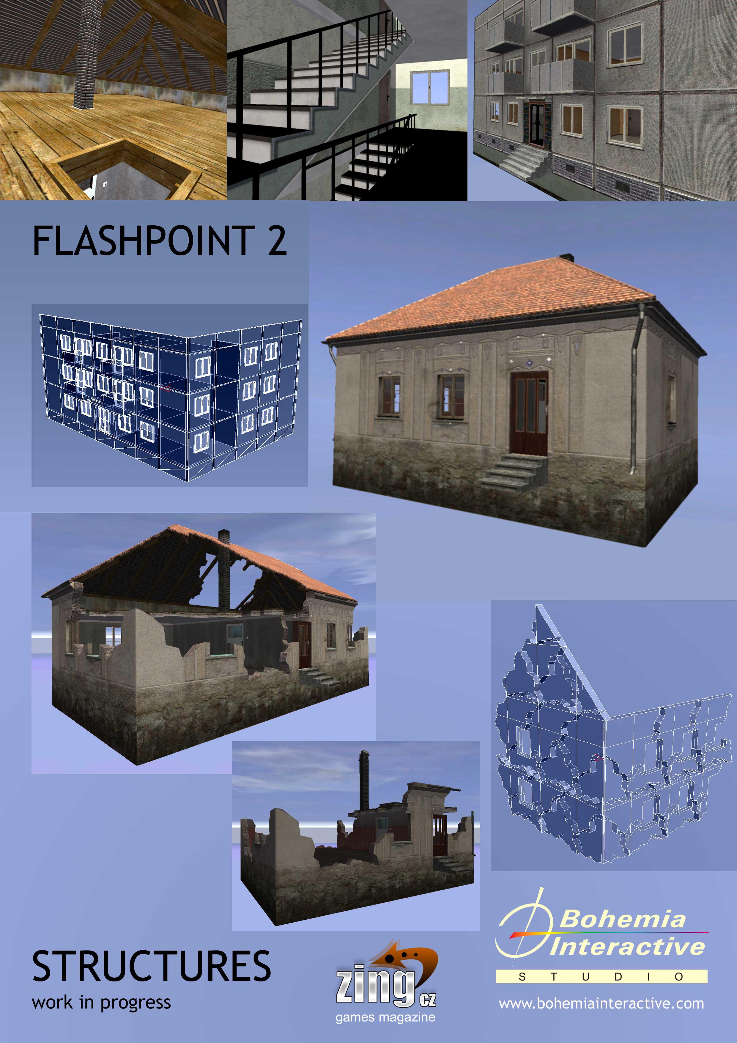 Bohemia Interactive: Studio, které zlepšilo herní průmysl - Kapitola třetí - Velké plány, které se neuskutečnily 74371