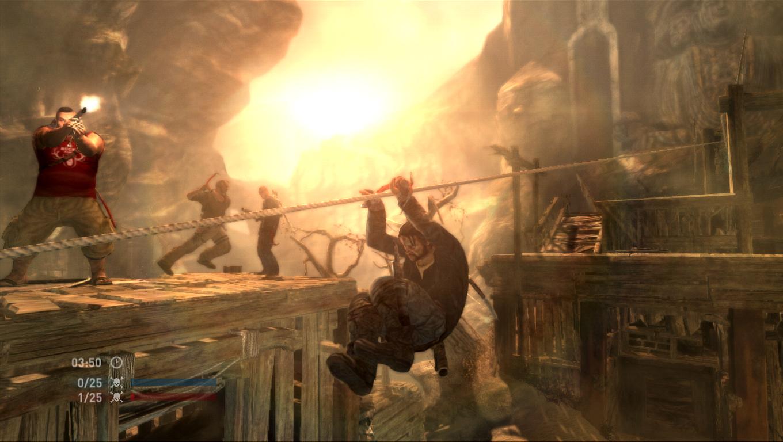 Tomb Raider - těžké začátky 74390