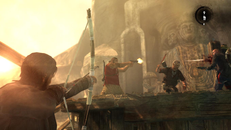 Tomb Raider - těžké začátky 74391