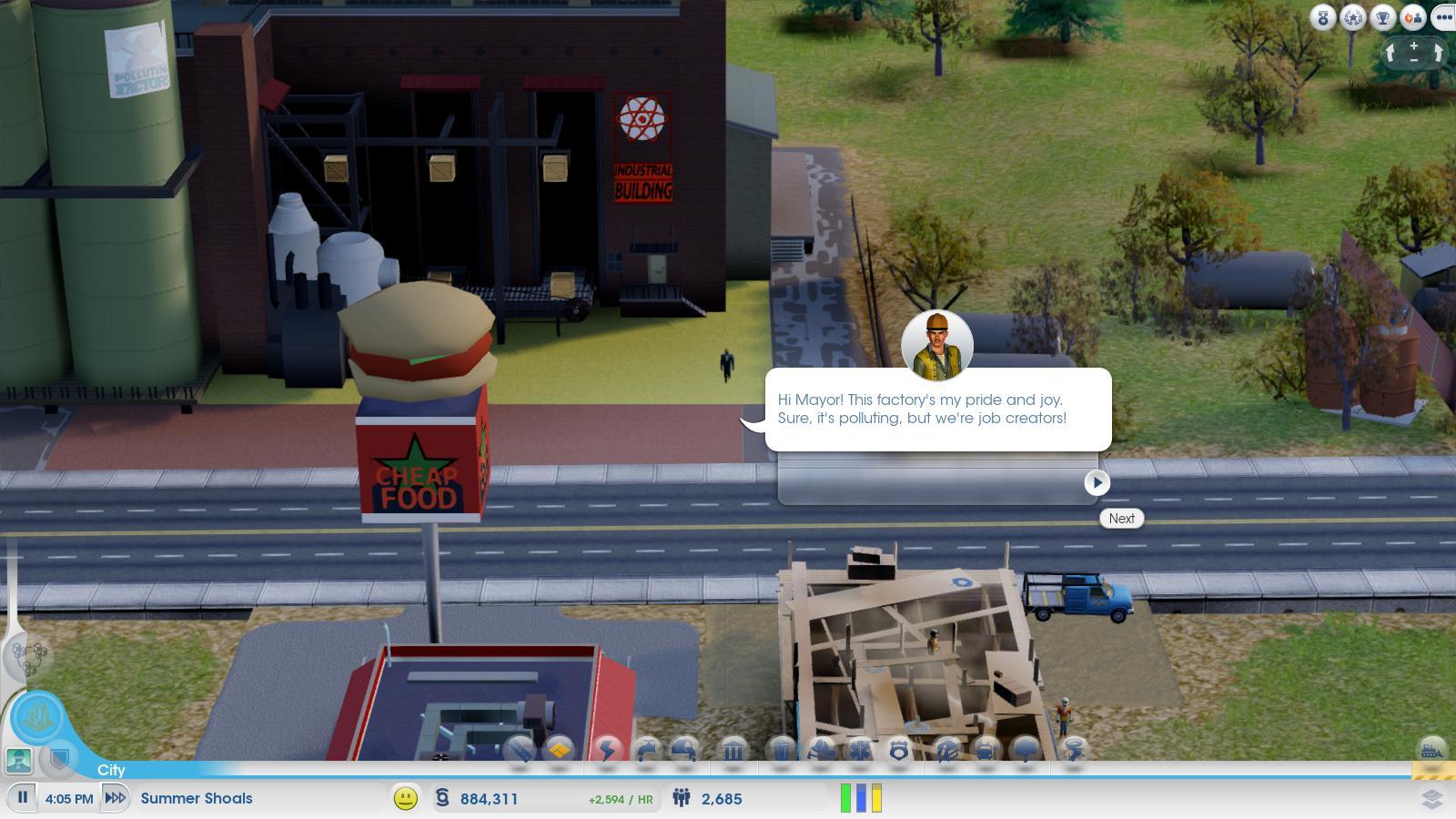 Dojmy z bety SimCity – zpátky do ulic 74642