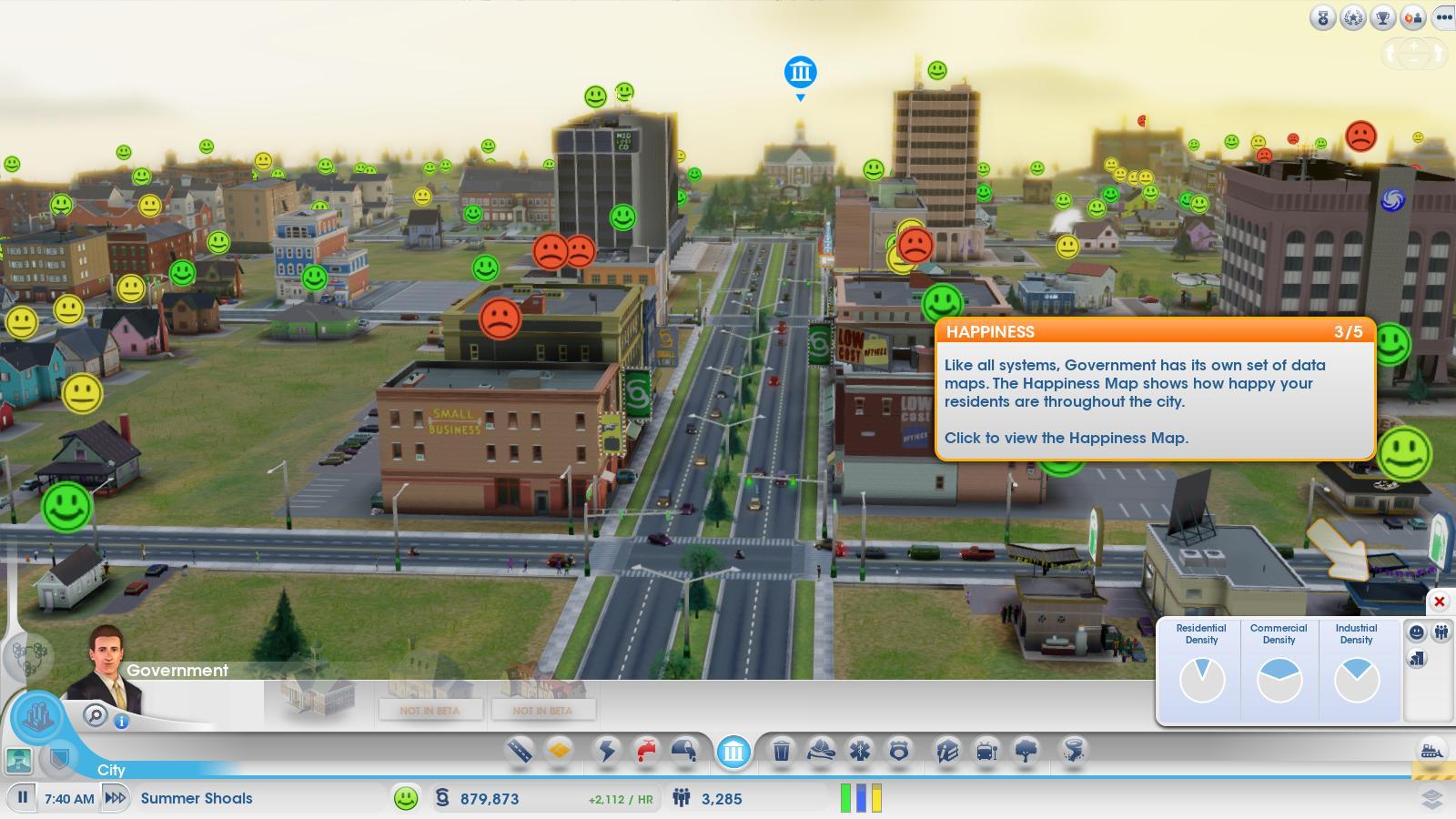 Dojmy z bety SimCity – zpátky do ulic 74656