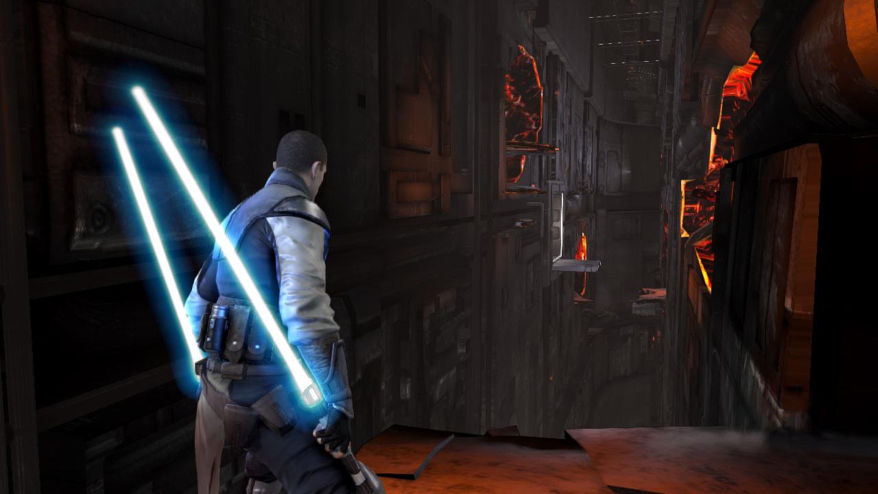 Star Wars: The Force Unleashed 2 pro PSP zrušeno 7480