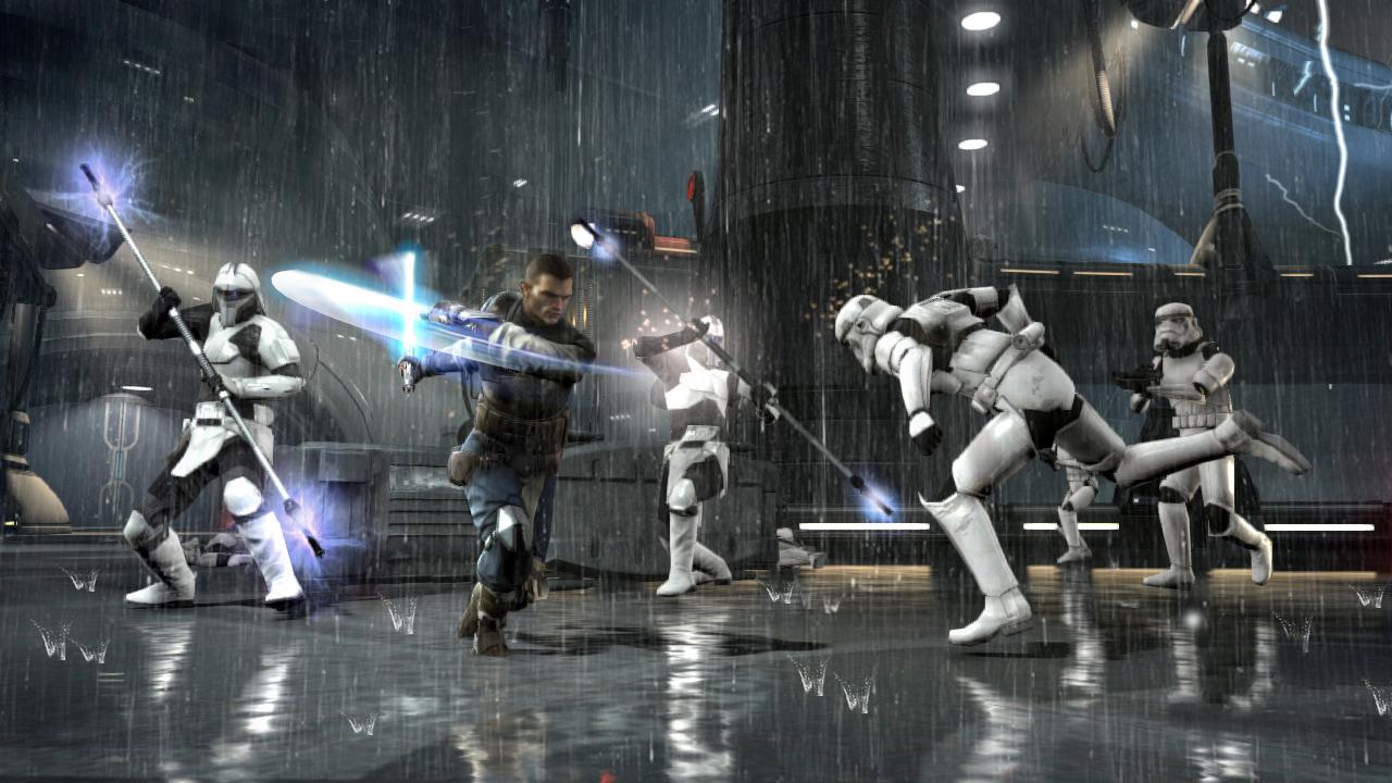 Star Wars: The Force Unleashed 2 pro PSP zrušeno 7481