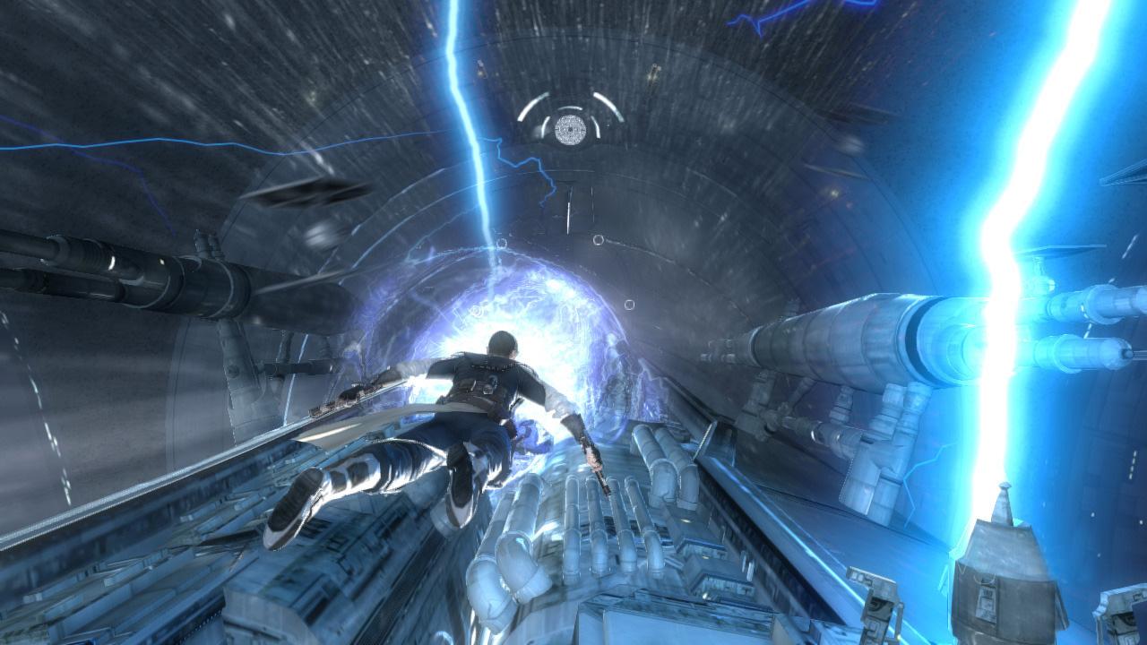 GamesCom demo The Force Unleashed 2 i pro veřejnost 7482