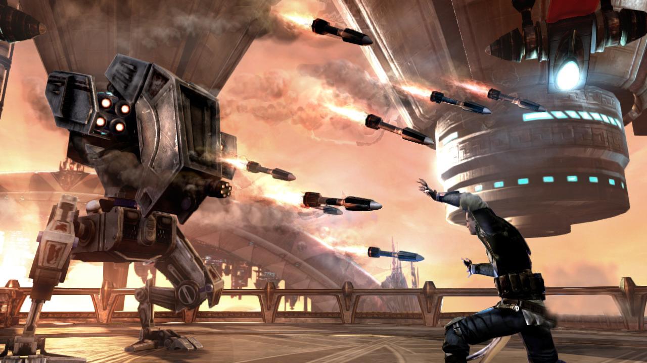 GamesCom demo The Force Unleashed 2 i pro veřejnost 7486