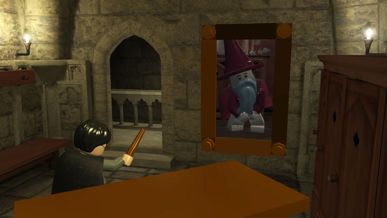 LEGO Harry Potter: Years 1-4 – navštivte kostičkované Bradavice 7491