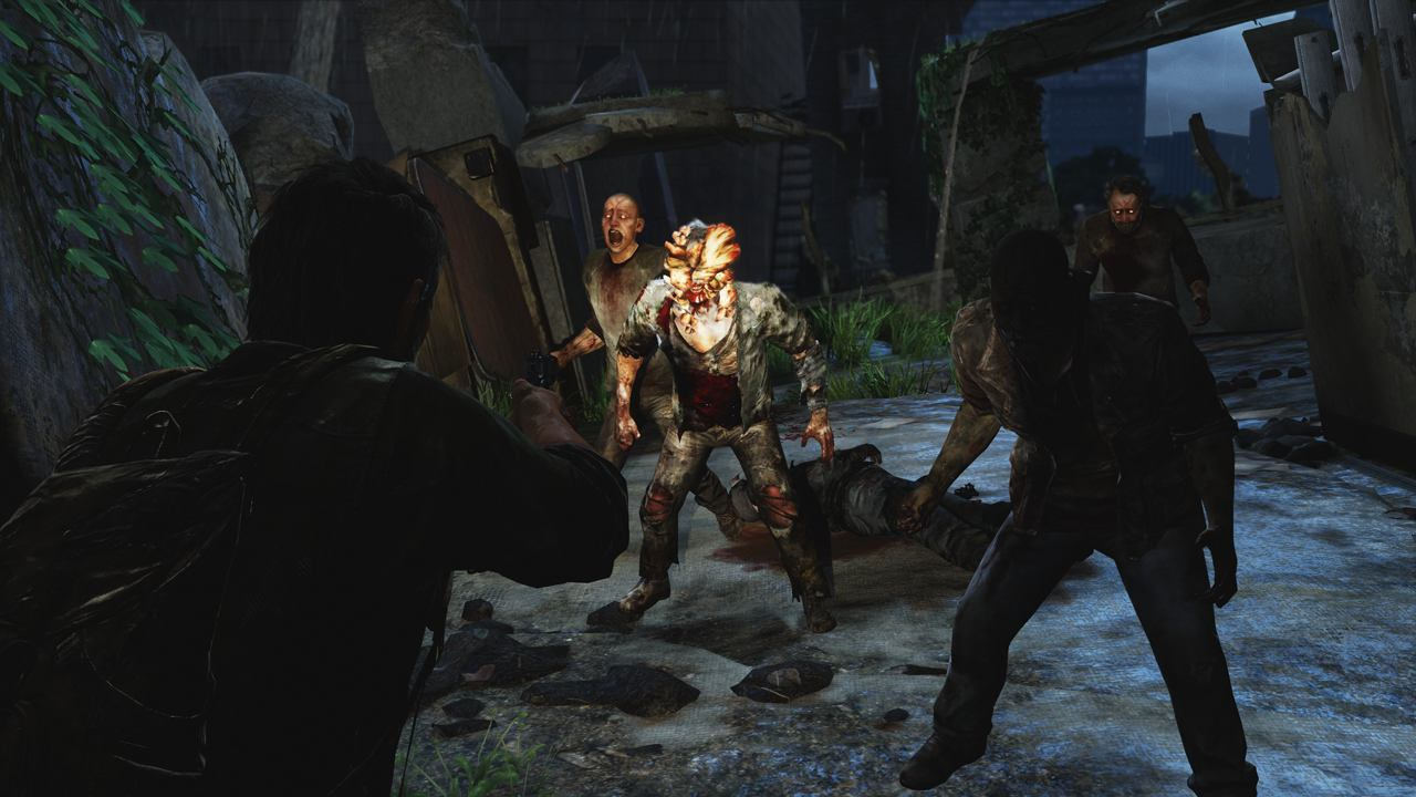 Dojmy z prezentace a hraní The Last of Us 74922