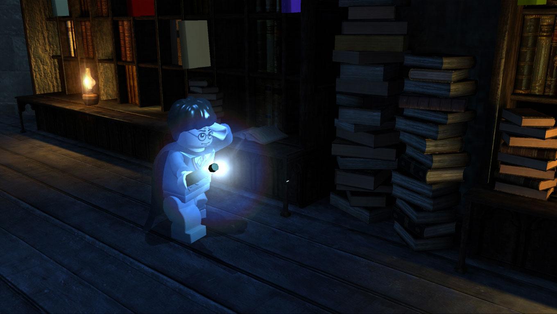 LEGO Harry Potter: Years 1-4 – navštivte kostičkované Bradavice 7495