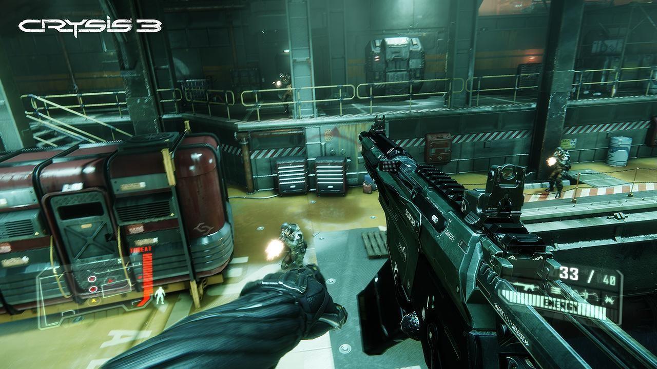 Crysis 3 – vítejte v džungli 75116