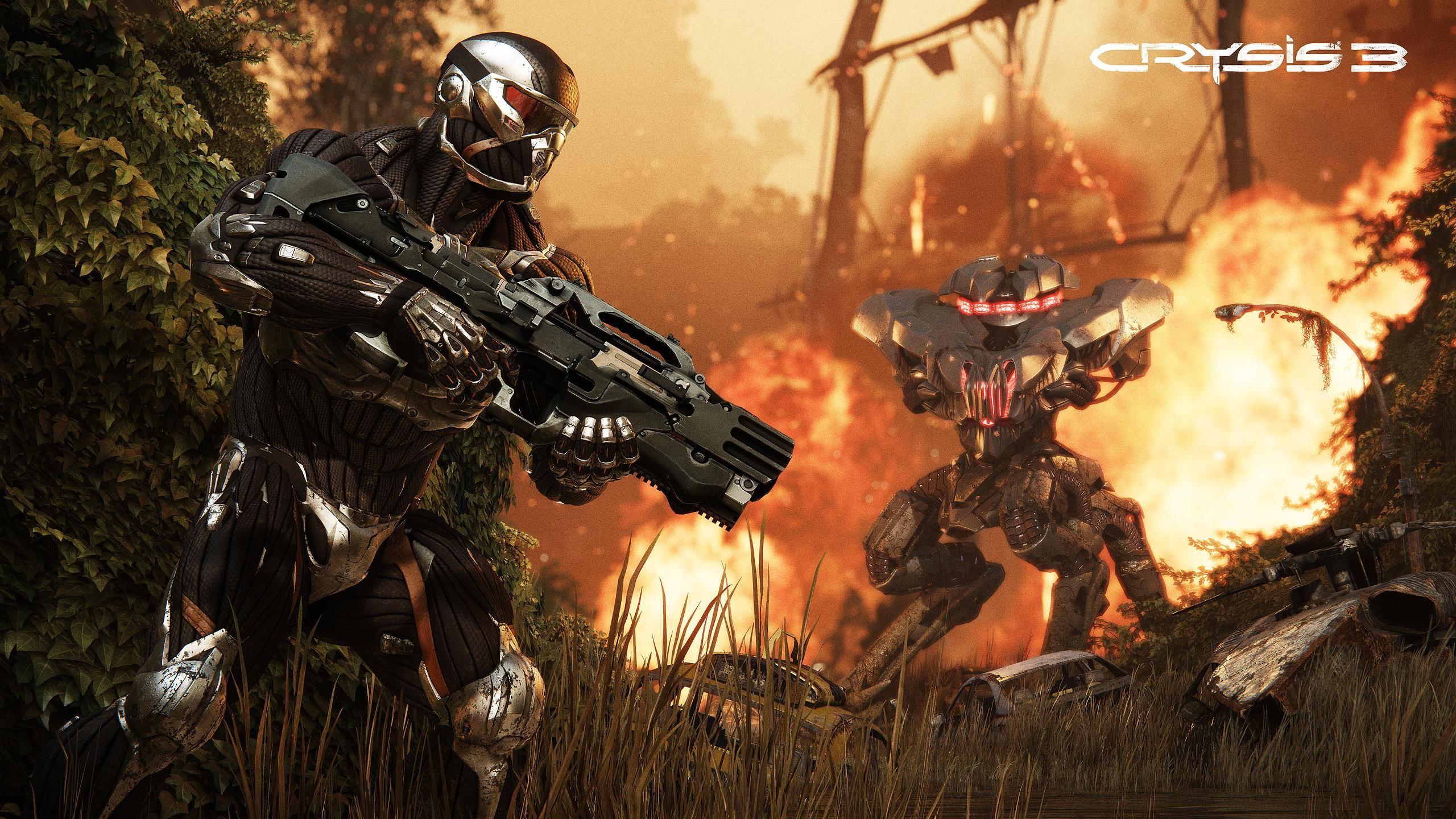Crysis 3 – vítejte v džungli 75120