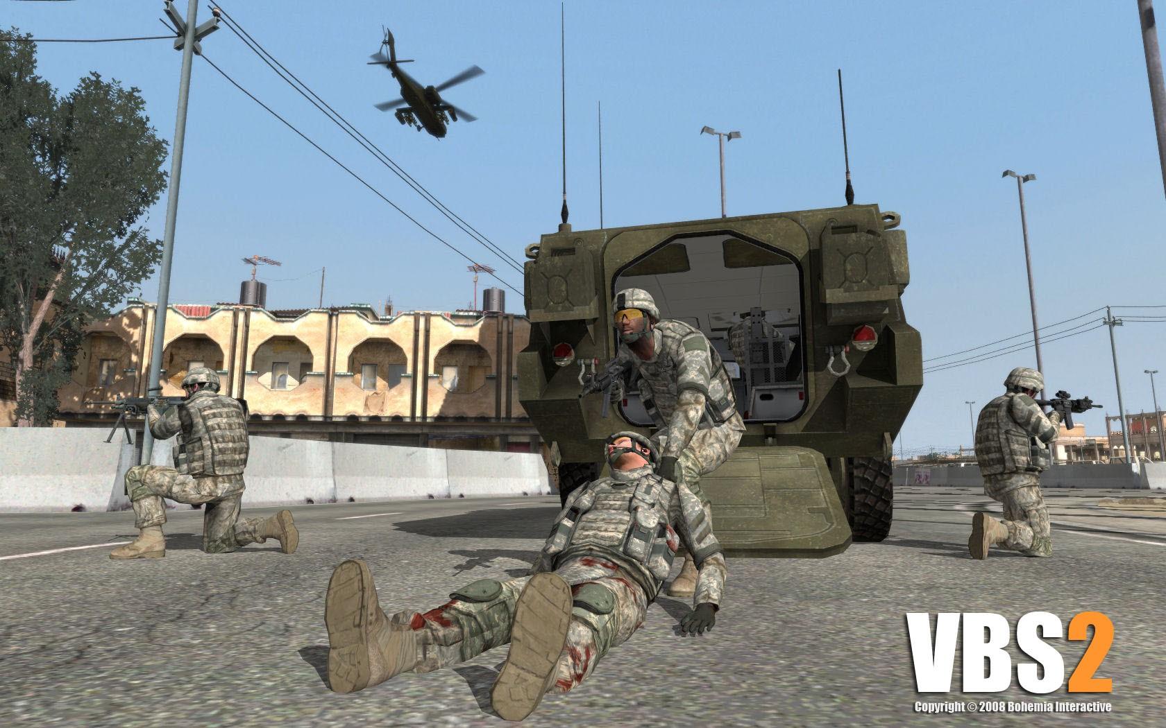 Bohemia Interactive: Studio, které zlepšilo herní průmysl - Kapitola čtvrtá - Arma, válčení pro novou generaci 75549