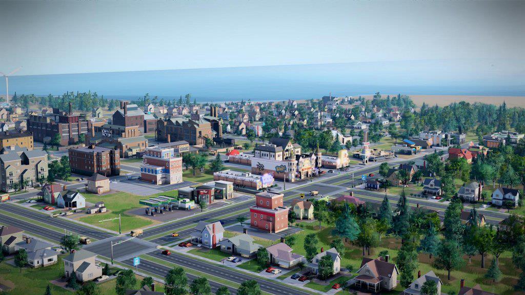 SimCity se do offline režimu předělává už půl roku 75609