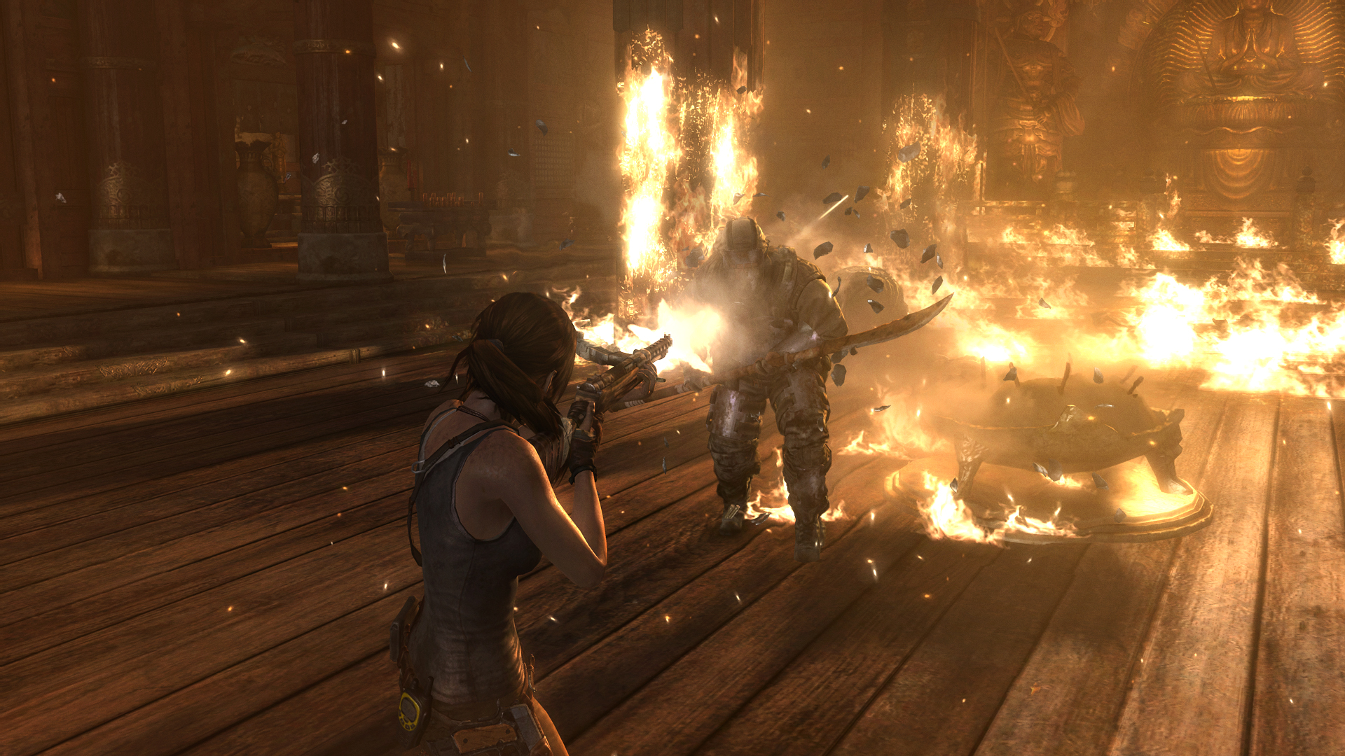 Tomb Raider - těžké začátky 75965
