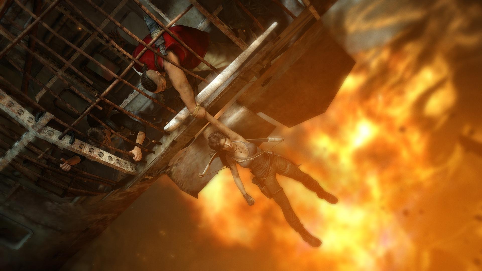 Tomb Raider - těžké začátky 75967