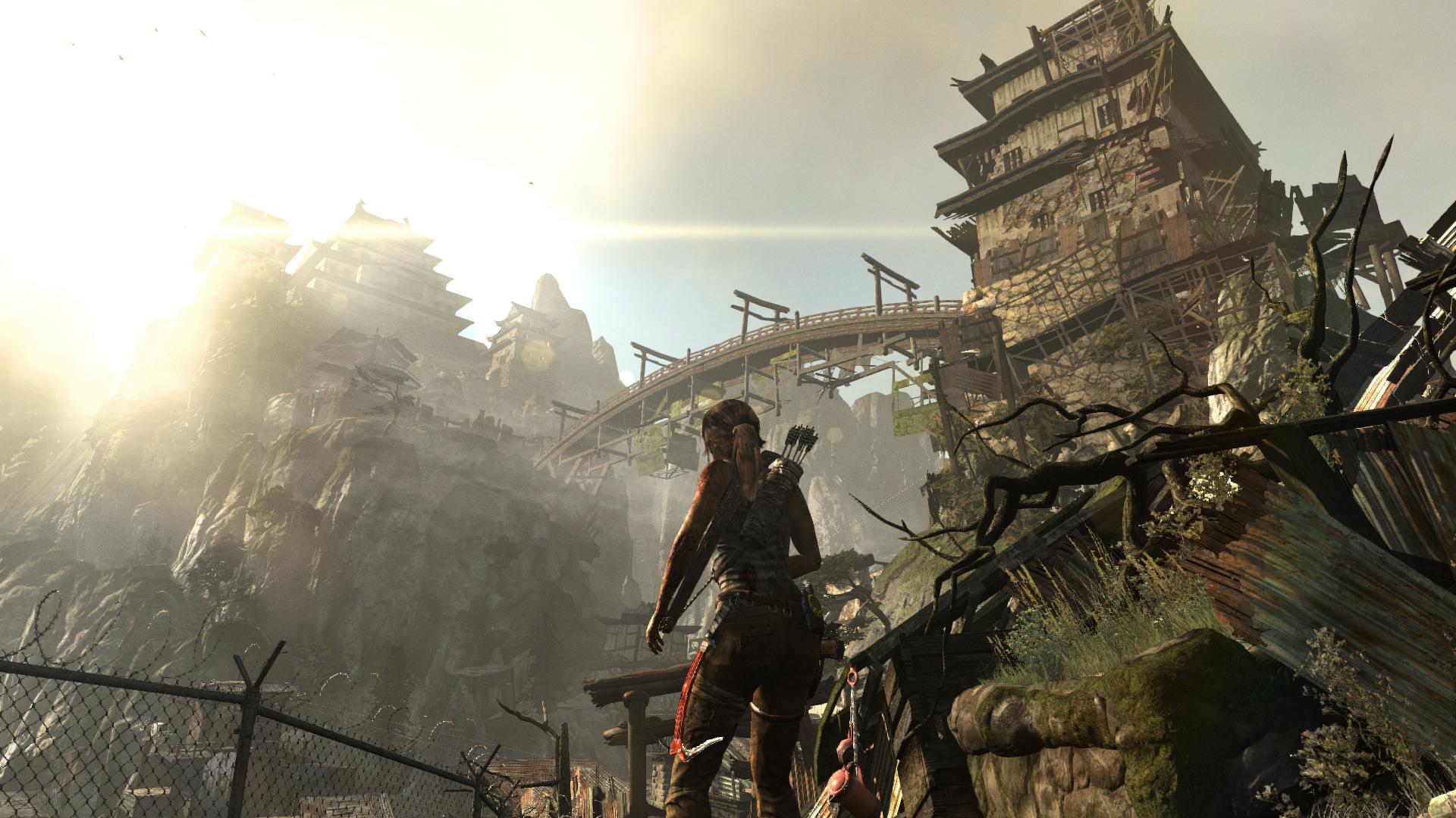 Tomb Raider - těžké začátky 75970