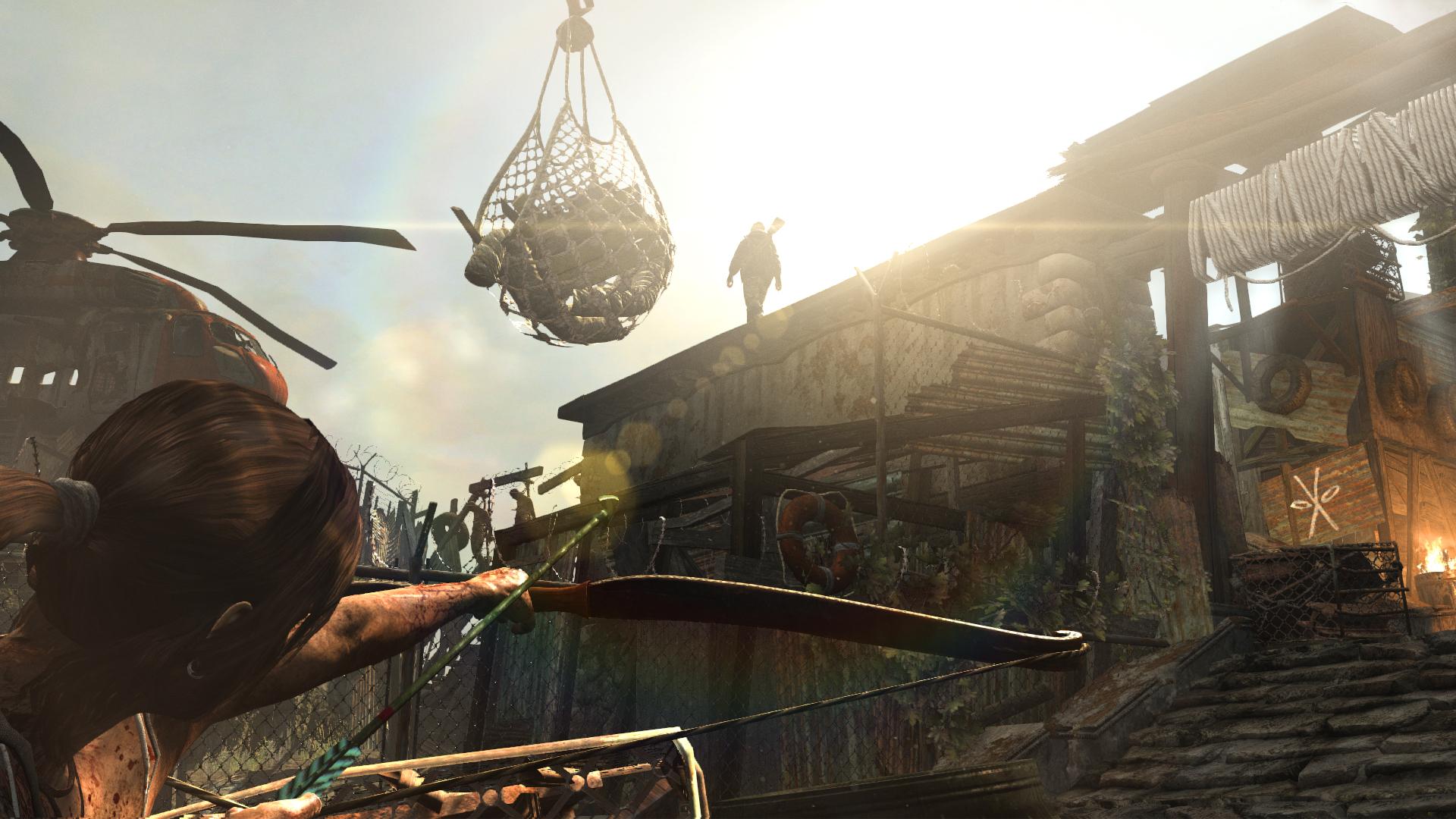 Tomb Raider - těžké začátky 75971