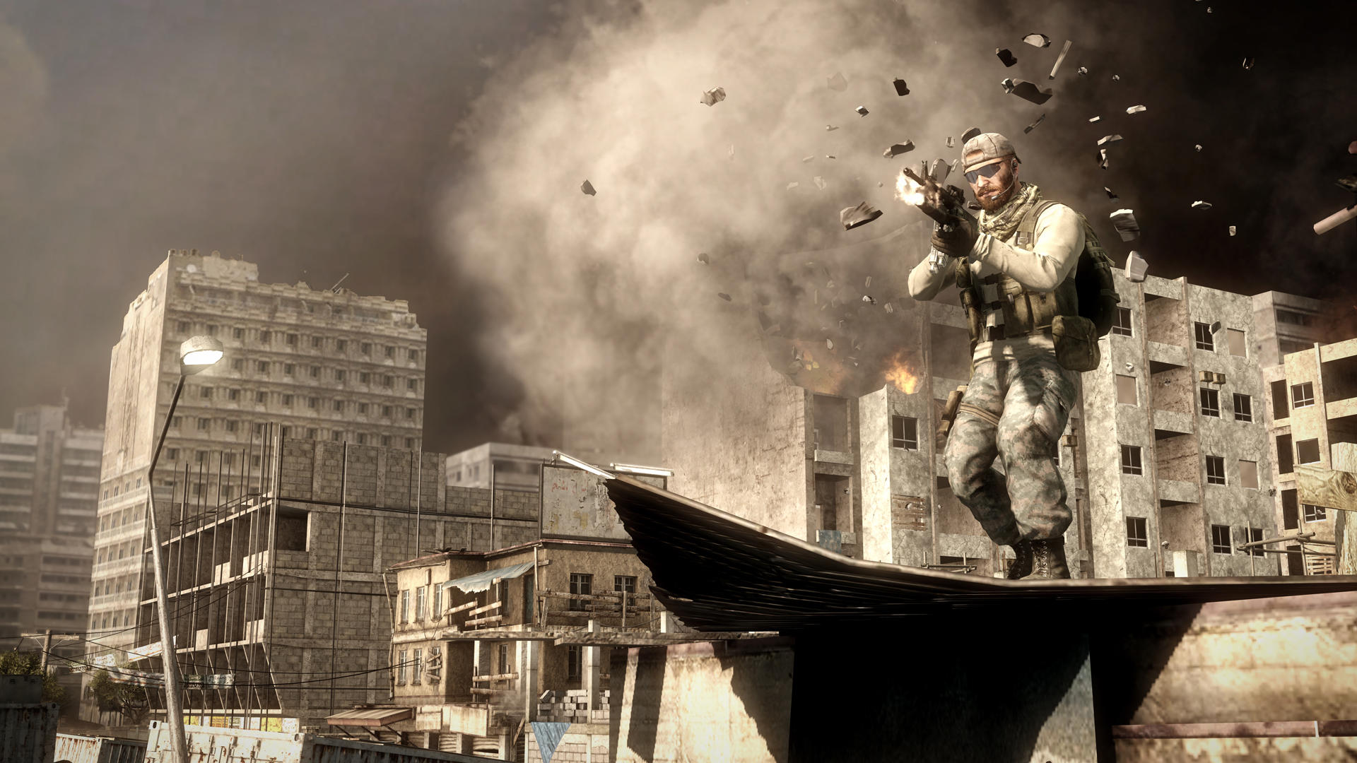Dojmy z GamesComu - Medal of Honor, Crysis 2 a Dead Space 2 7626