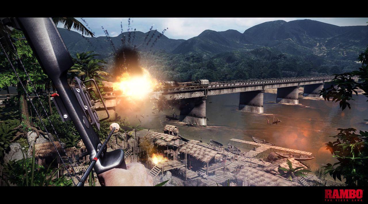 Rambo: The Video Game 76349