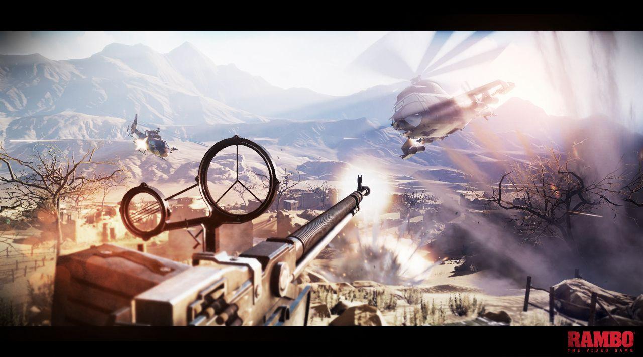 Rambo: The Video Game 76350