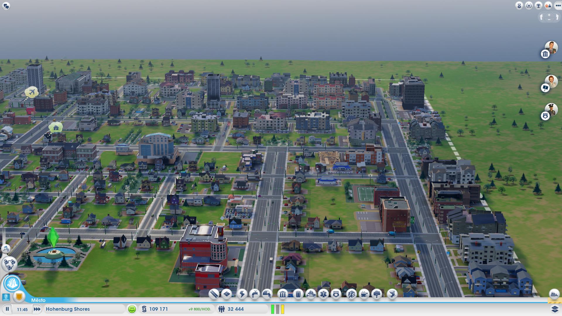 SimCity brzy dostane obří update 76446