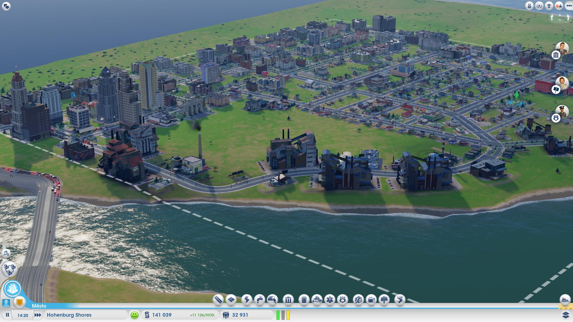 SimCity brzy dostane obří update 76449