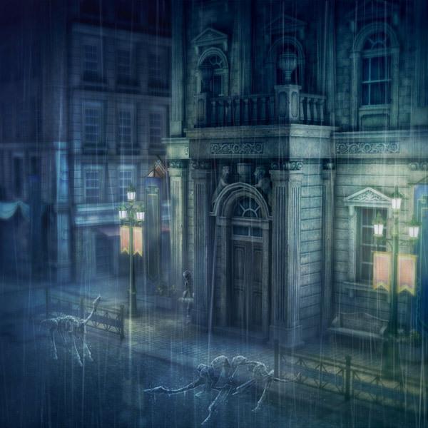 Rain – hraní mezi kapkami deště 76875