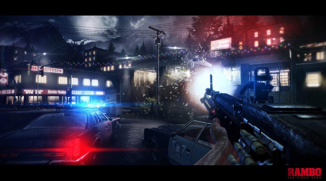 Rambo: The Video Game 76879