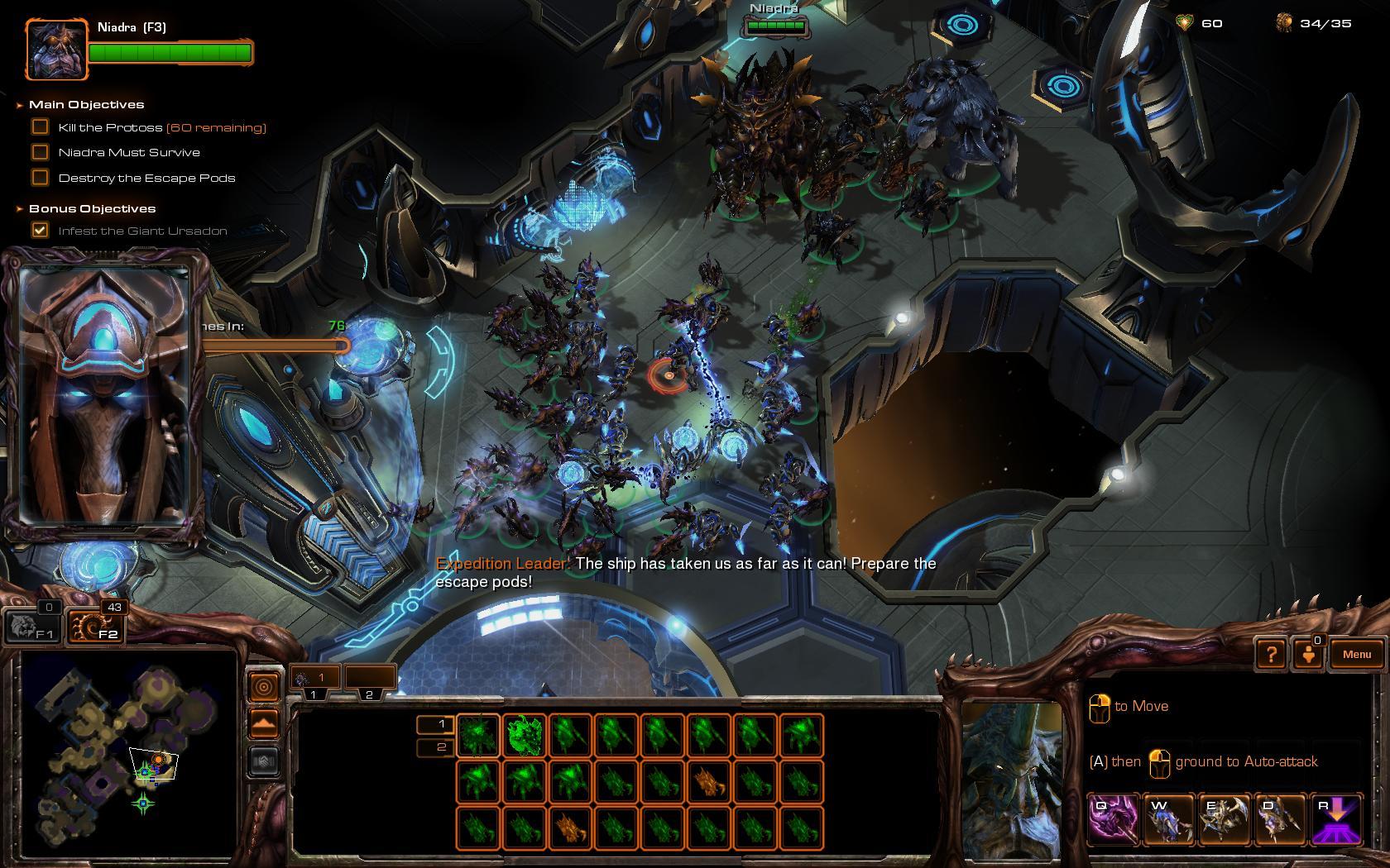 StarCraft 2: Heart of the Swarm - mezihvězdná pomsta 76953