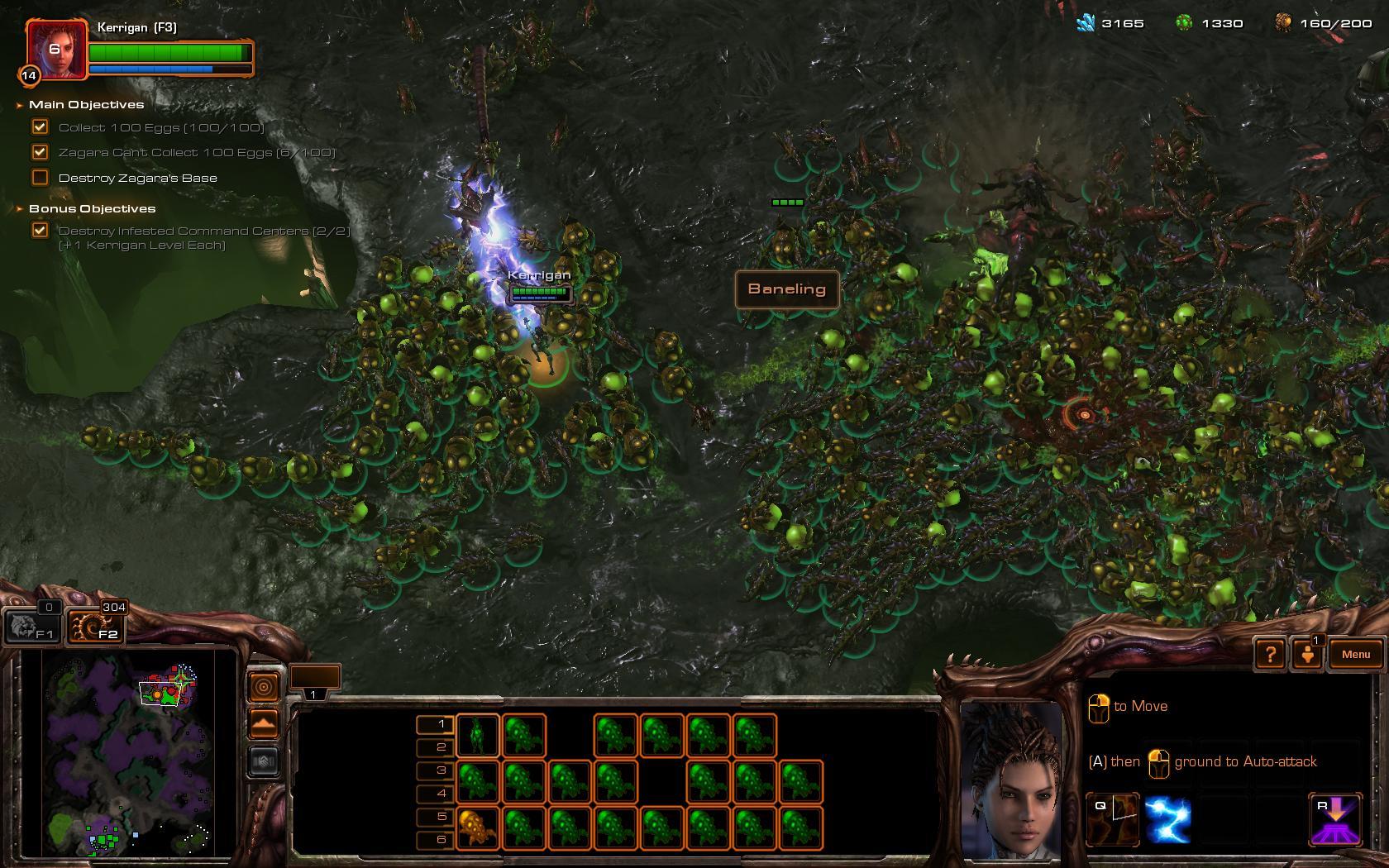 StarCraft 2: Heart of the Swarm - mezihvězdná pomsta 76954