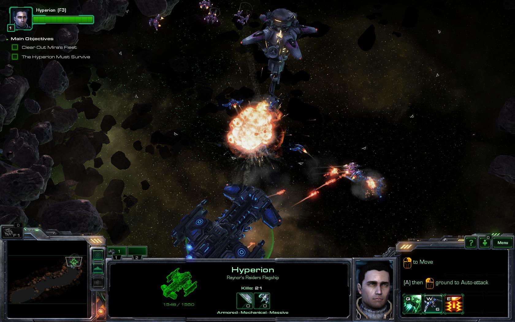 StarCraft 2: Heart of the Swarm - mezihvězdná pomsta 76957