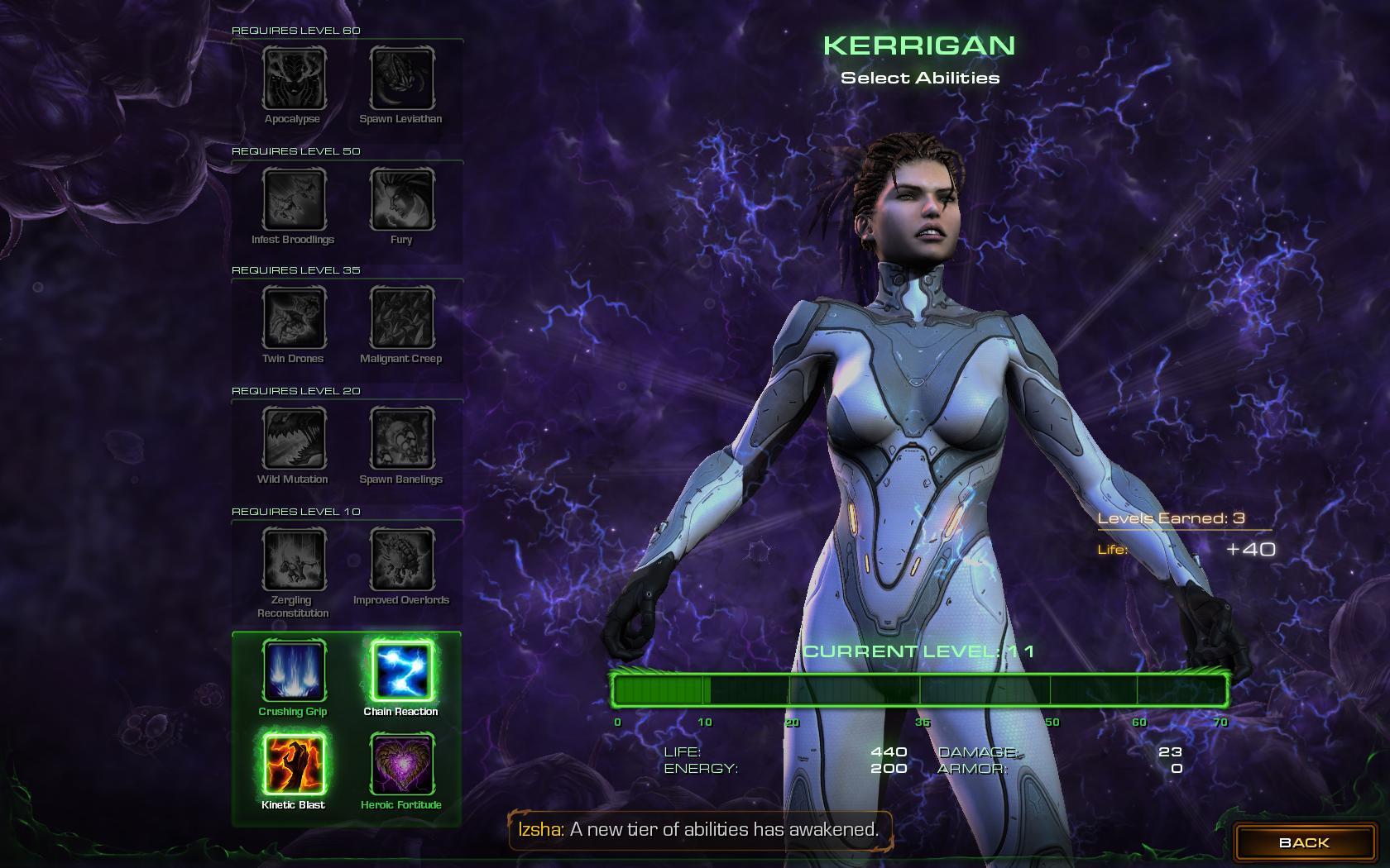 StarCraft 2: Heart of the Swarm - mezihvězdná pomsta 76958