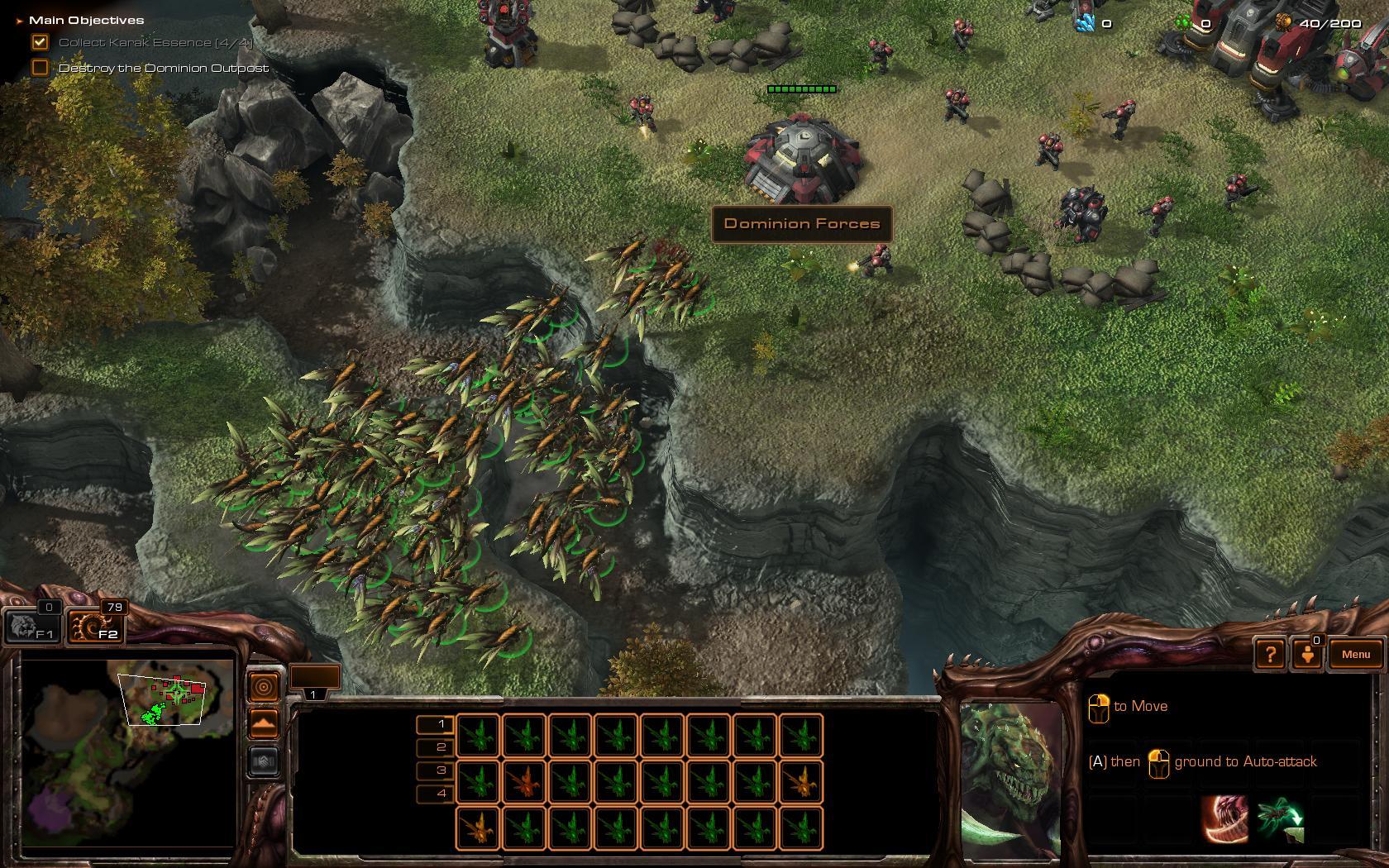 StarCraft 2: Heart of the Swarm - mezihvězdná pomsta 76959