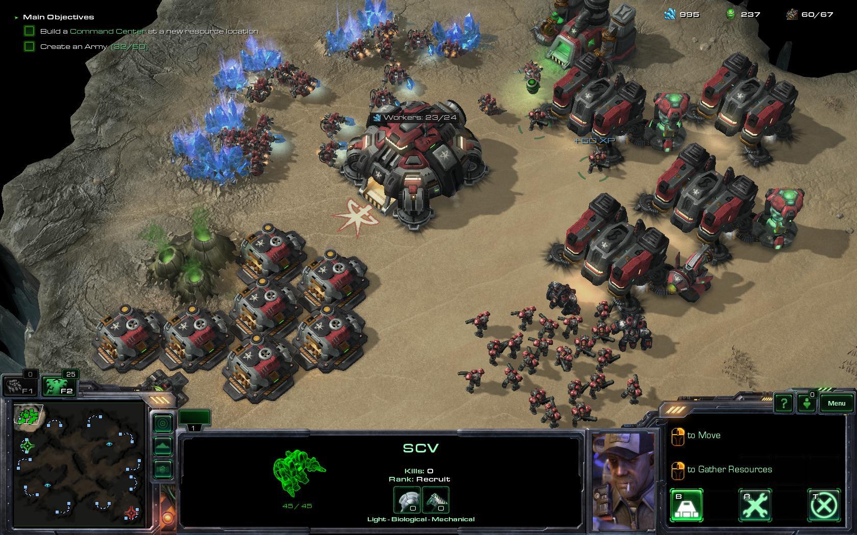 StarCraft 2: Heart of the Swarm - mezihvězdná pomsta 76960