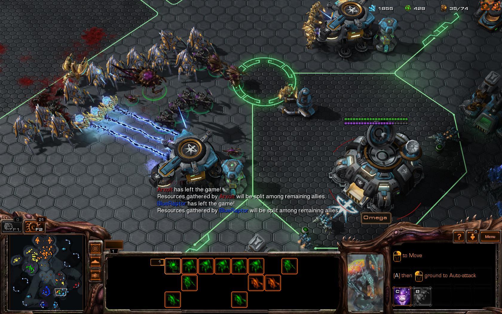 StarCraft 2: Heart of the Swarm - mezihvězdná pomsta 76961