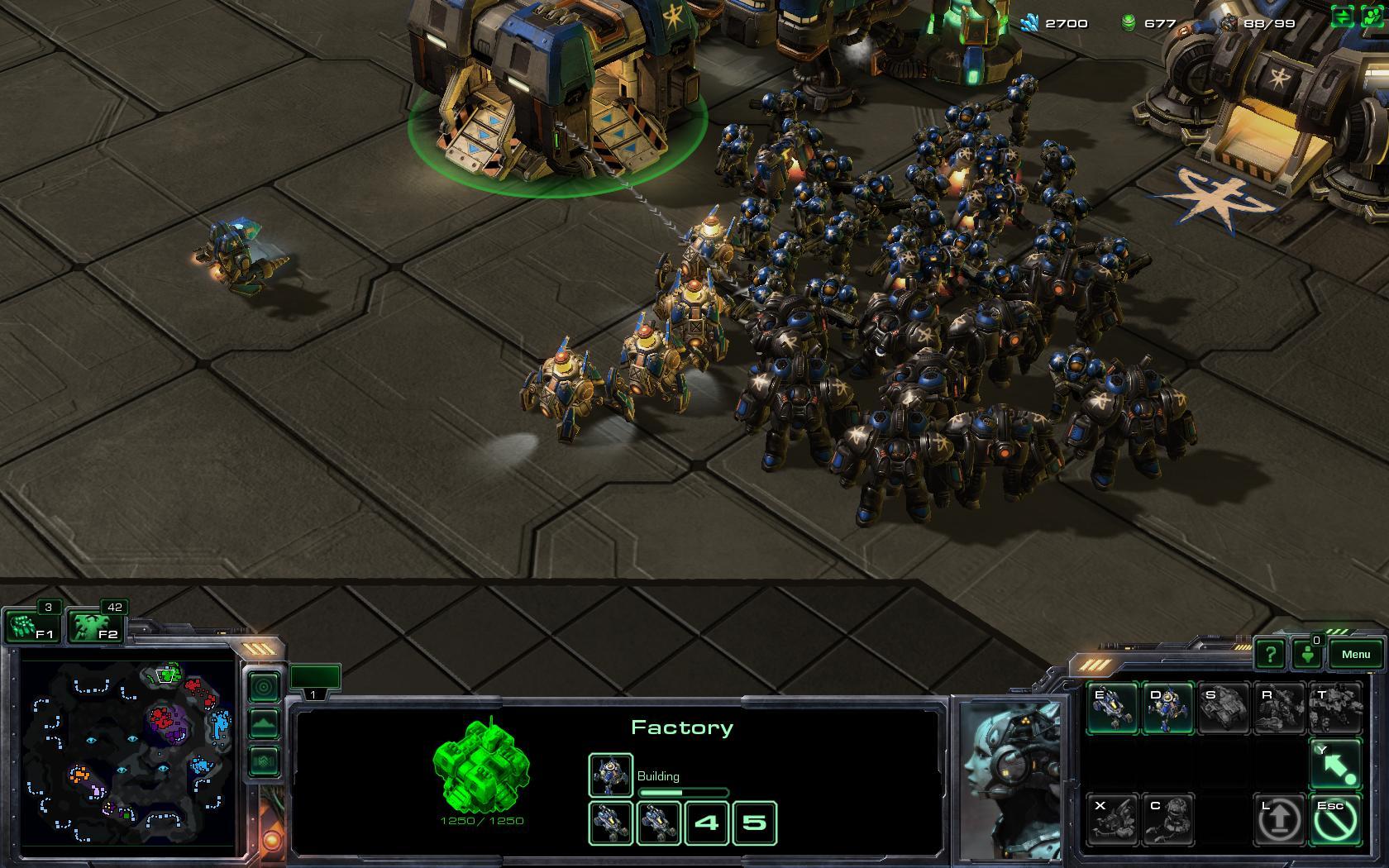 StarCraft 2: Heart of the Swarm - mezihvězdná pomsta 76962