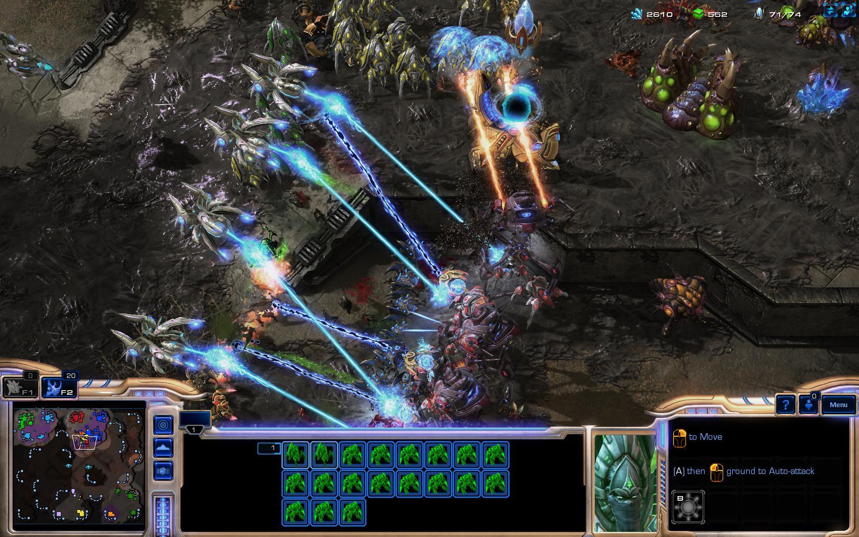 StarCraft 2: Heart of the Swarm - mezihvězdná pomsta 76963