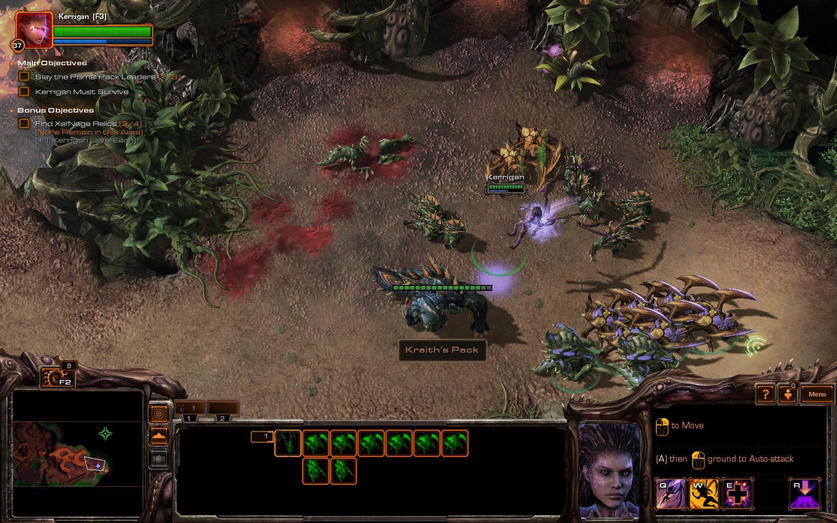 StarCraft 2: Heart of the Swarm - mezihvězdná pomsta 76964