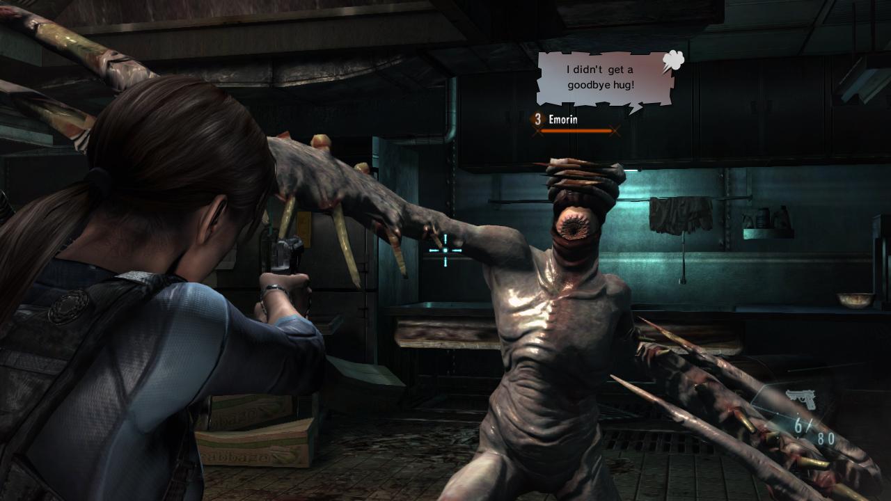 Resident Evil: Revelations – portem ke kořenům 77054