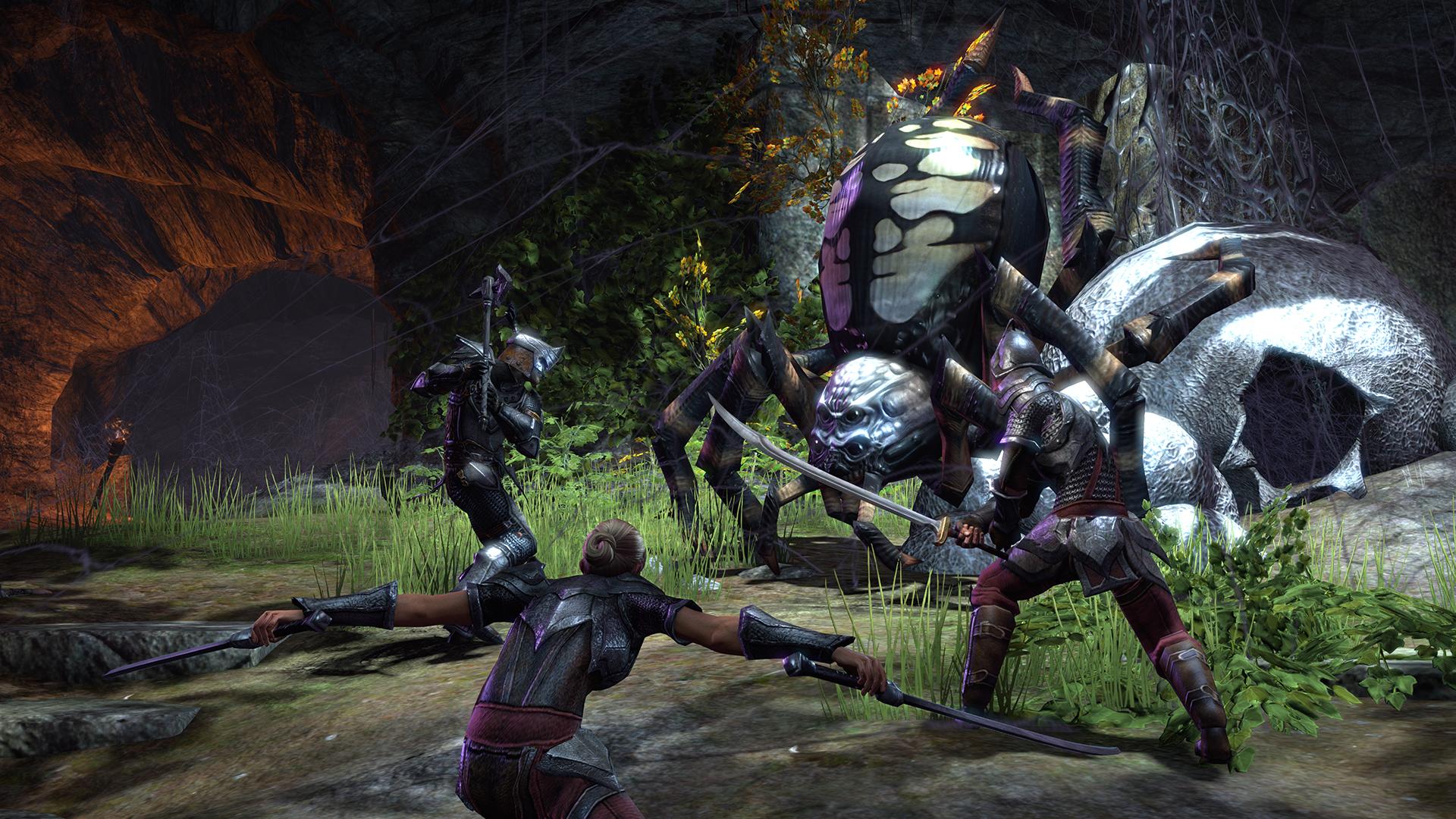 The Elder Scrolls Online – takhle to celé začalo 77060