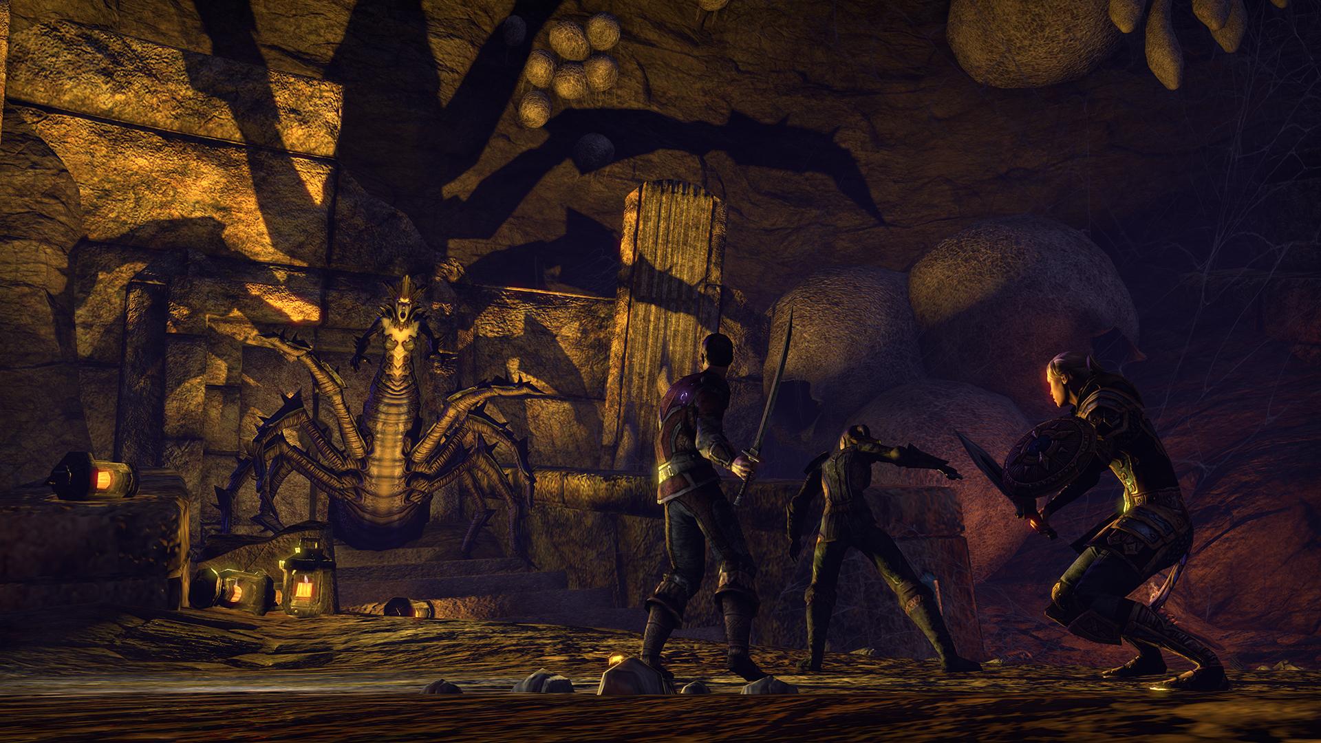 The Elder Scrolls Online – takhle to celé začalo 77063