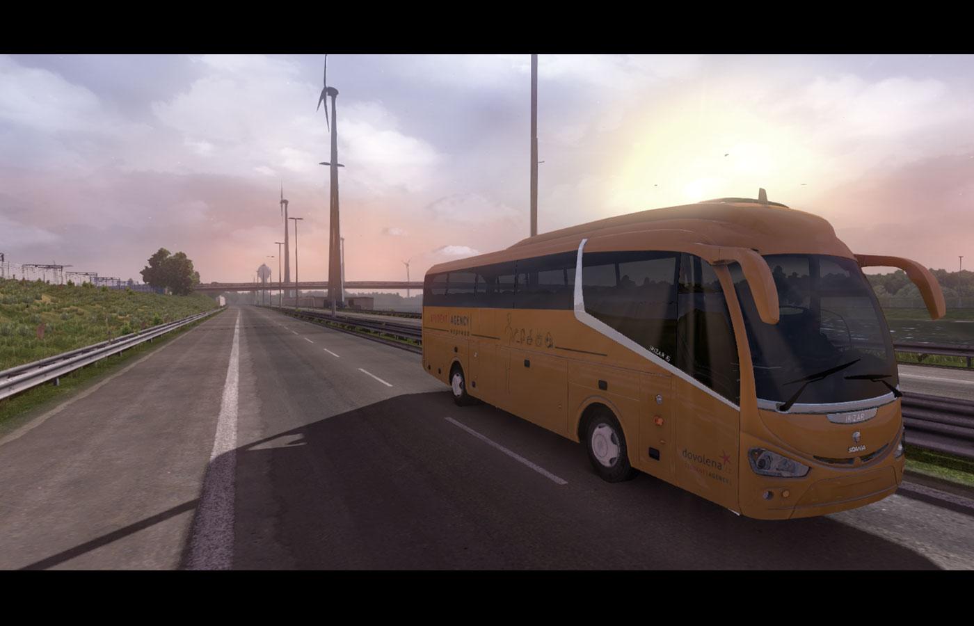 Druhá část rozhovoru s tvůrci American Truck Simulatoru 77079