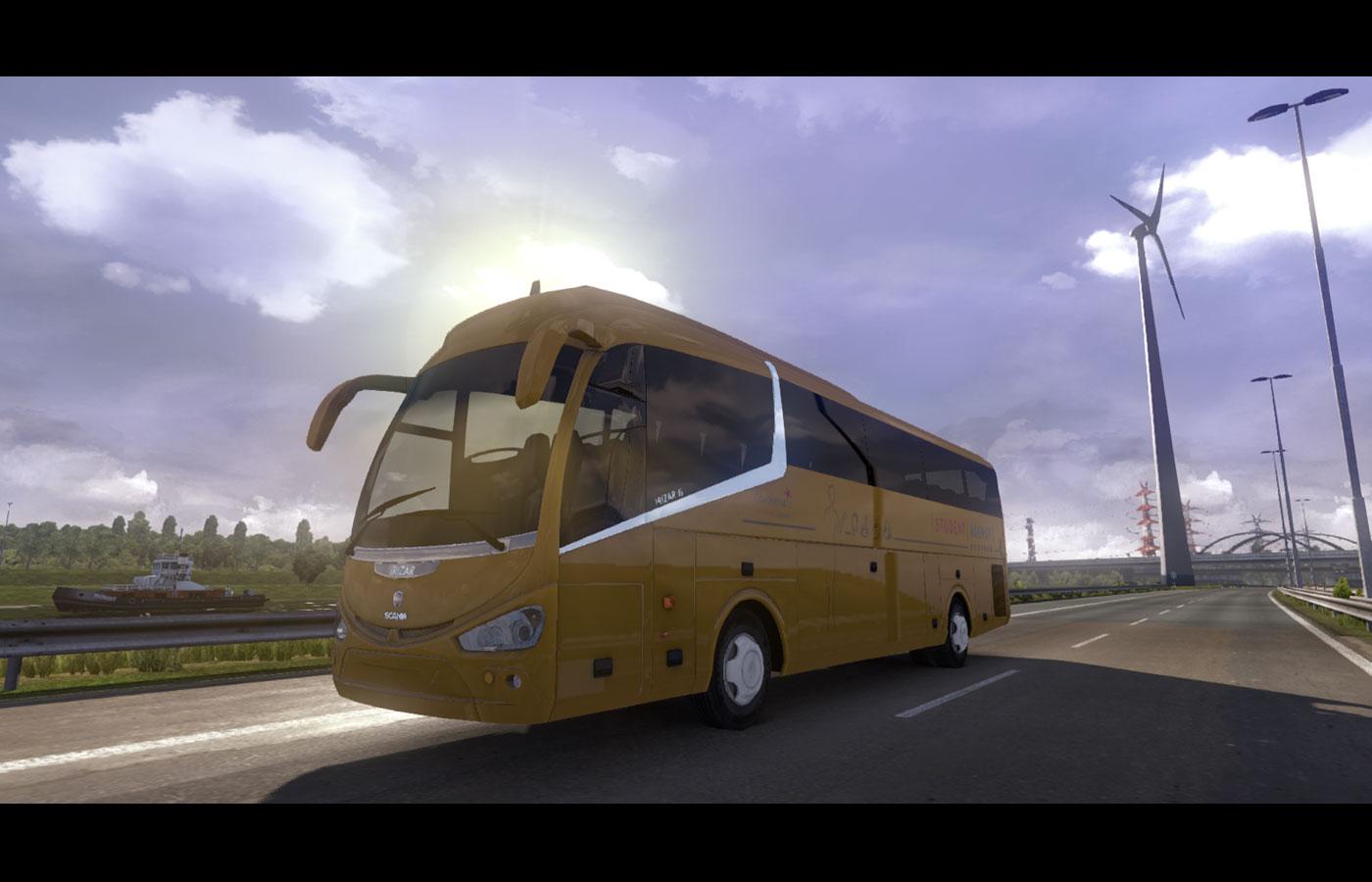 Druhá část rozhovoru s tvůrci American Truck Simulatoru 77080