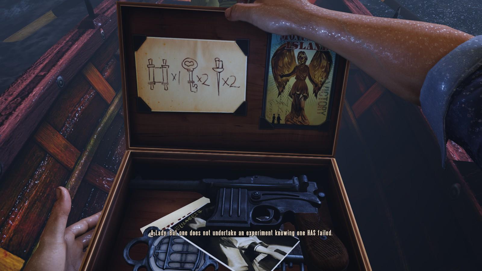 BioShock Infinite - okřídlené dobrodružství 78194