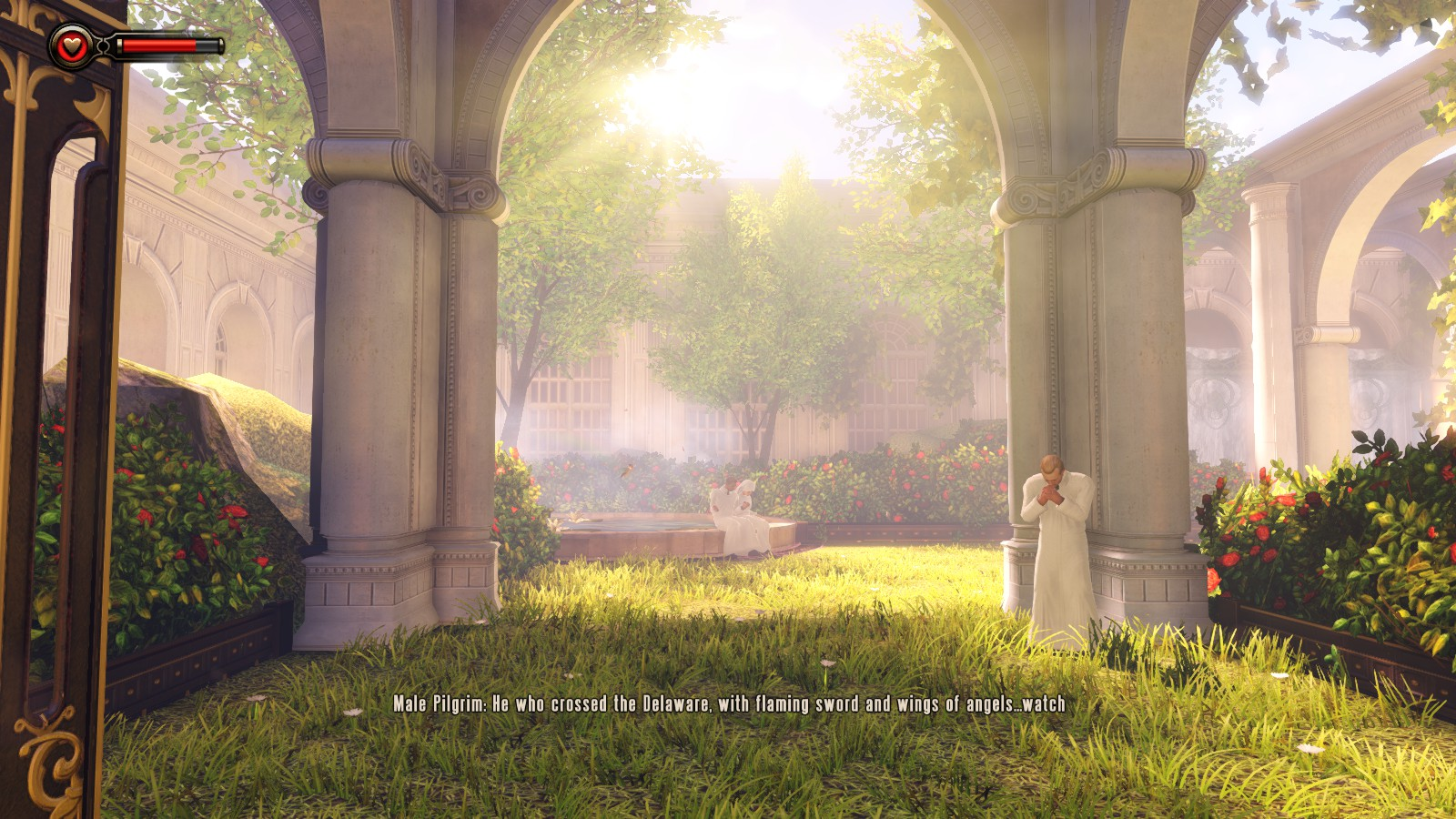 BioShock Infinite - okřídlené dobrodružství 78197