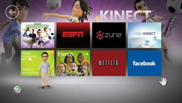Kinect nepodporuje znakovou řeč 7820