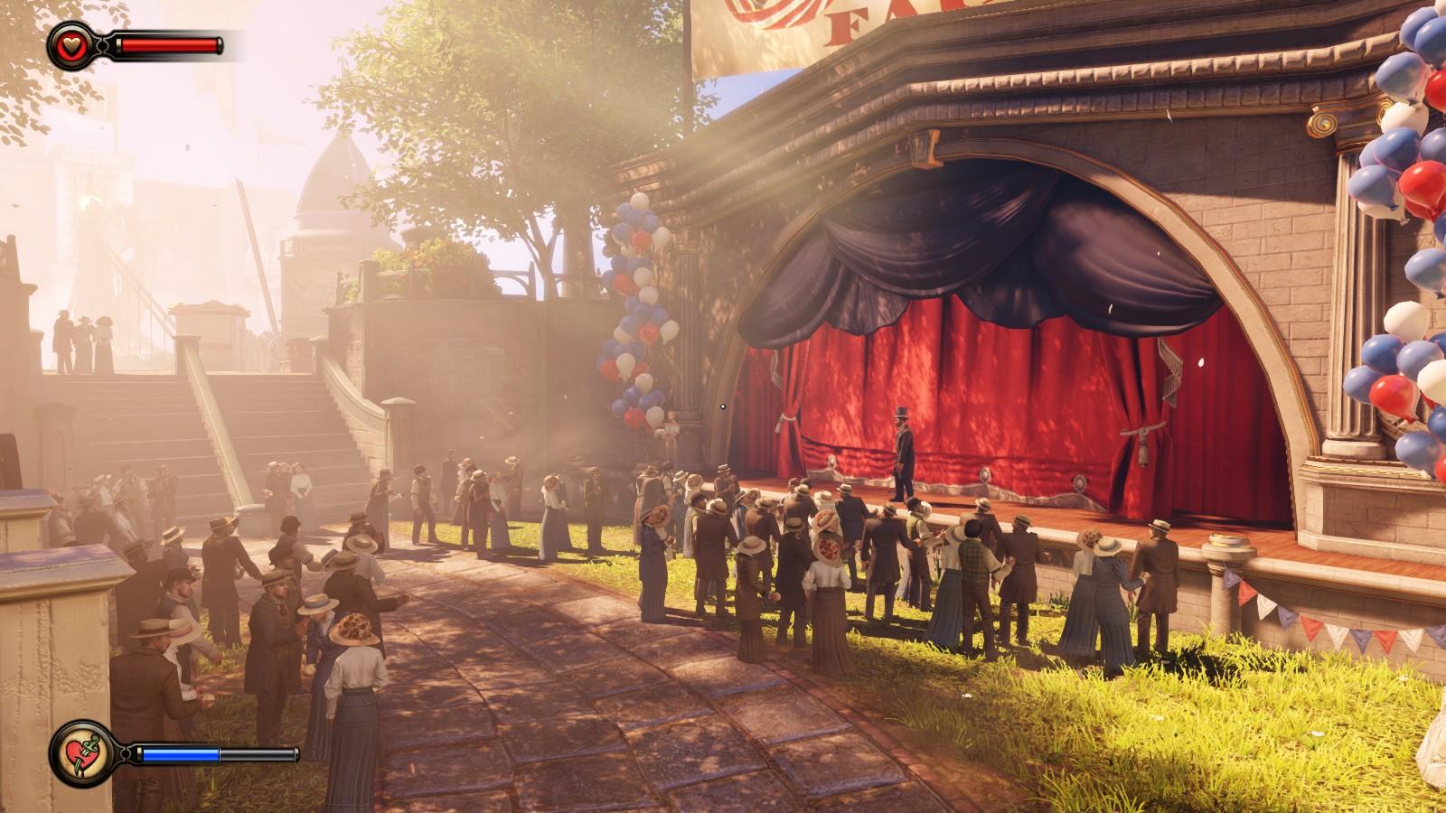 BioShock Infinite - okřídlené dobrodružství 78201
