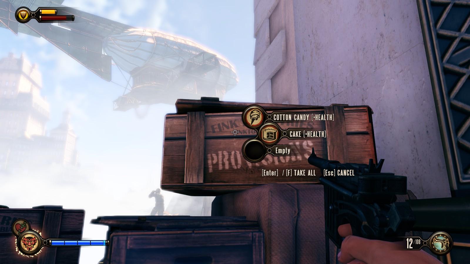 BioShock Infinite - okřídlené dobrodružství 78207