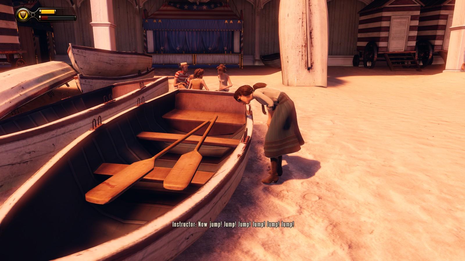 BioShock Infinite - okřídlené dobrodružství 78226