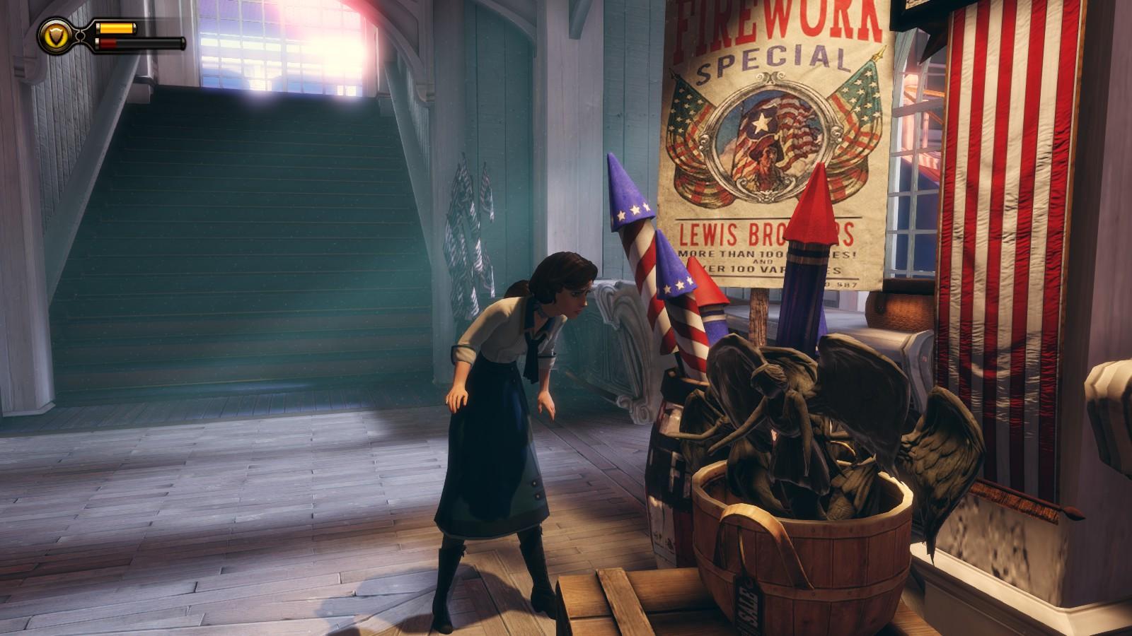 BioShock Infinite - okřídlené dobrodružství 78227