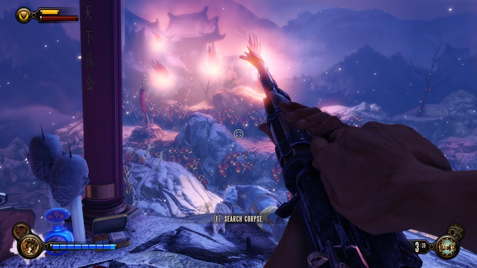 BioShock Infinite - okřídlené dobrodružství 78246